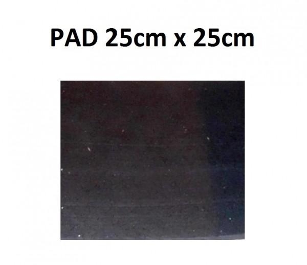 Antirutschpad 8mm 0,25m x 0,25m