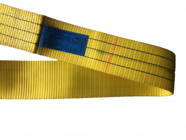Endlosschlinge WLL3000kg Umfang 4,00m