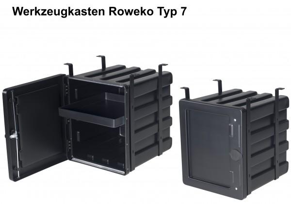 Lkw Werkzeugkasten Staubox Roweko Typ 7