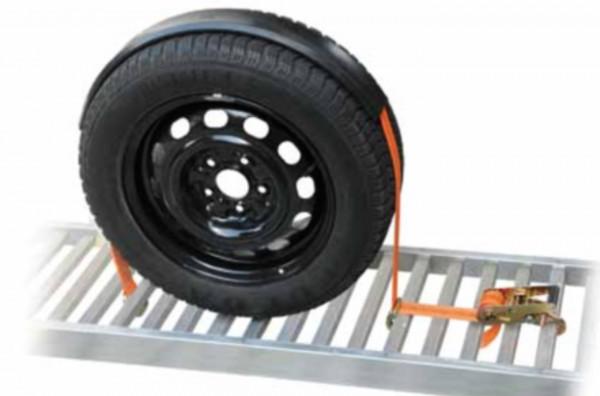 Pkw-Zurrung für Autotransport 35mm
