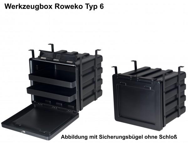 Lkw-Staubox Werkzeugbox von Roweko Typ 6