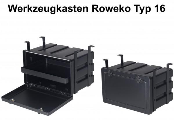 Werkzeugkasten Roweko Typ 16 Lkw Staubox