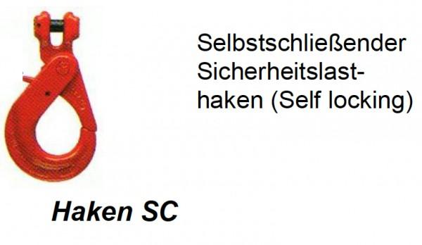 Gabelkopf Lasthaken Typ SC GK8