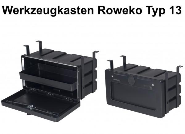 Roweko Staukasten Werkzeugkasten Typ 13