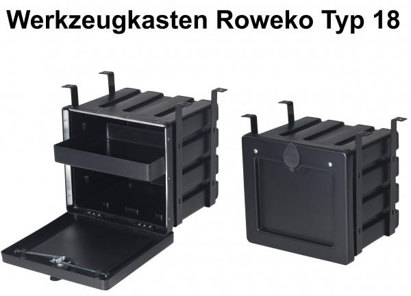 Werkzeugkasten Roweko Typ 18 Lkw Staubox
