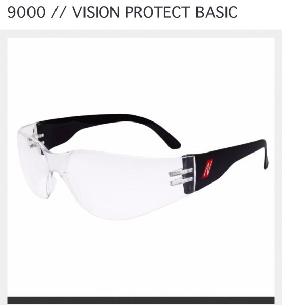 Schutzbrille Protect Basic 9000