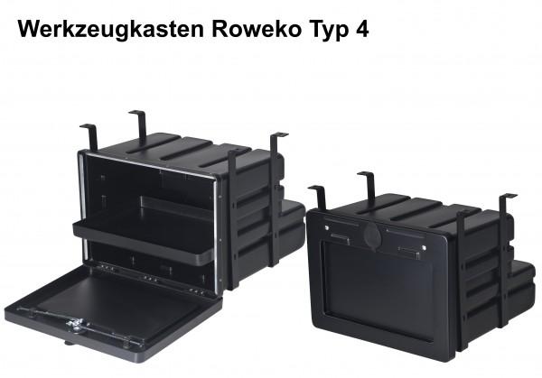 LKW-Staubox Werkzeugkasten Roweko Typ 4