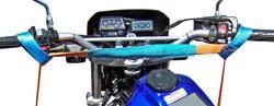 Motorrad Lenkergurt Zurrung