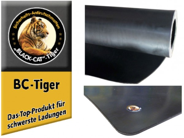 Blackcat-Tiger 3mm 1,40 x 6,00m