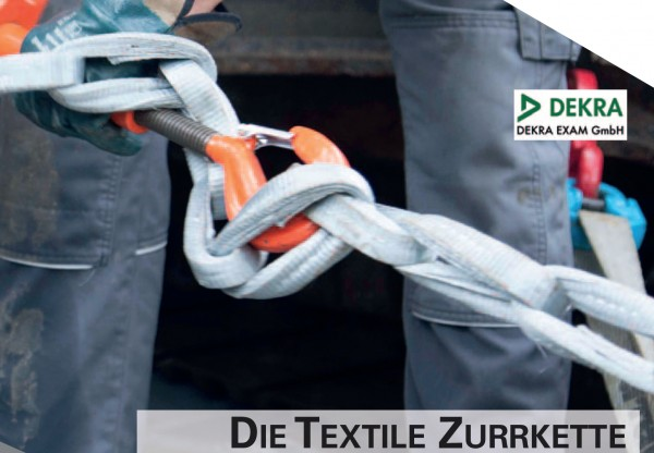 Textile Zurrkette